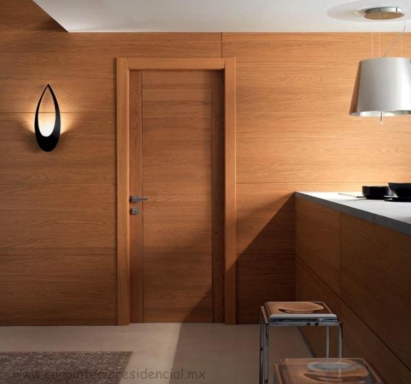 puerta-madera-interior
