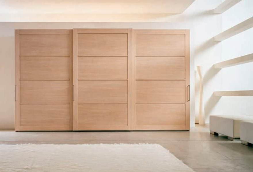 Closets carpinteria residencial slp for Closet armables economicos