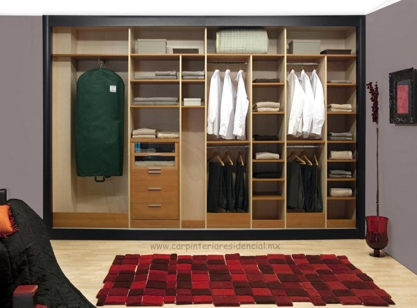 Closets carpinteria residencial slp for Programa para disenar cuartos