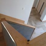escalera madera carpintero san luis potosi