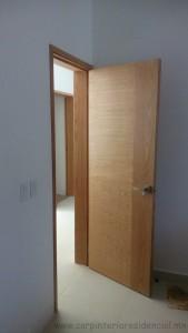 puerta de encino