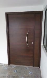 puerta exterior carpinteria san luis potosi
