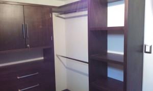 vestidor madera