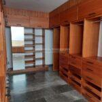 Vestidor moderno de madera carpinteria san luis potosi